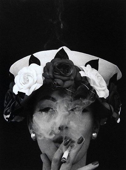 floral cigarette